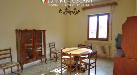 Appartamento con terrazza a Montepulciano