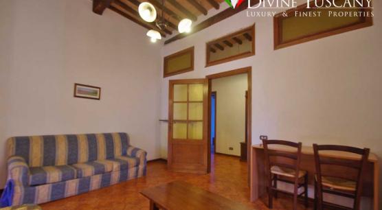 Appartamento panoramico a Montepulciano