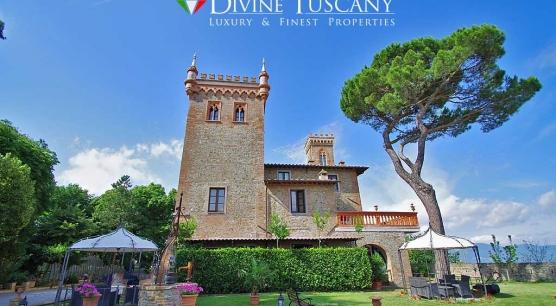 Antica residenza storica del 1800 in vendita a Montepulciano