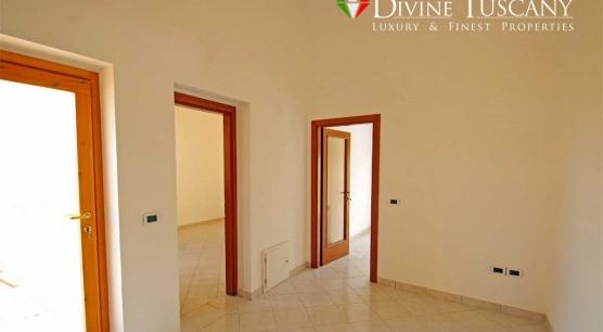 Appartamento con tre camere a Chianciano Terme