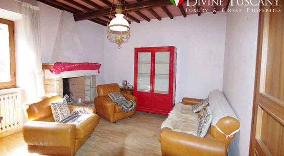 Appartamento Panoramico nel Centro Storico di Montepulciano