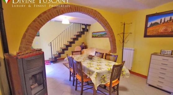 Appartamento vicino Castiglione del Lago