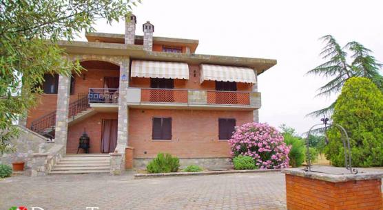 Villa indipendente a Montepulciano.