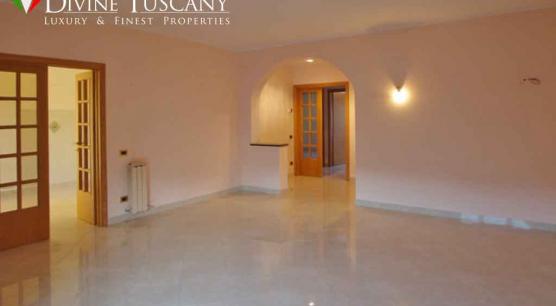 Appartamento ristrutturato a Chianciano Terme