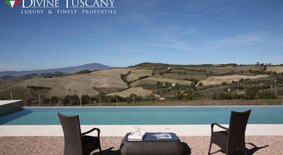 Appartamenti in  complesso residenziale di lusso a San Casciano dei Bagni
